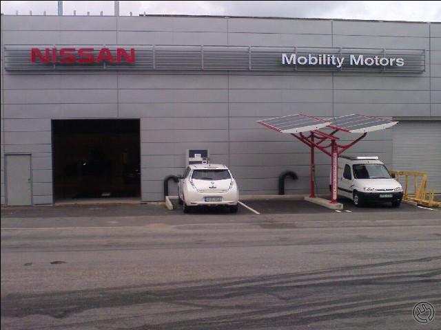 mobility motors sätra