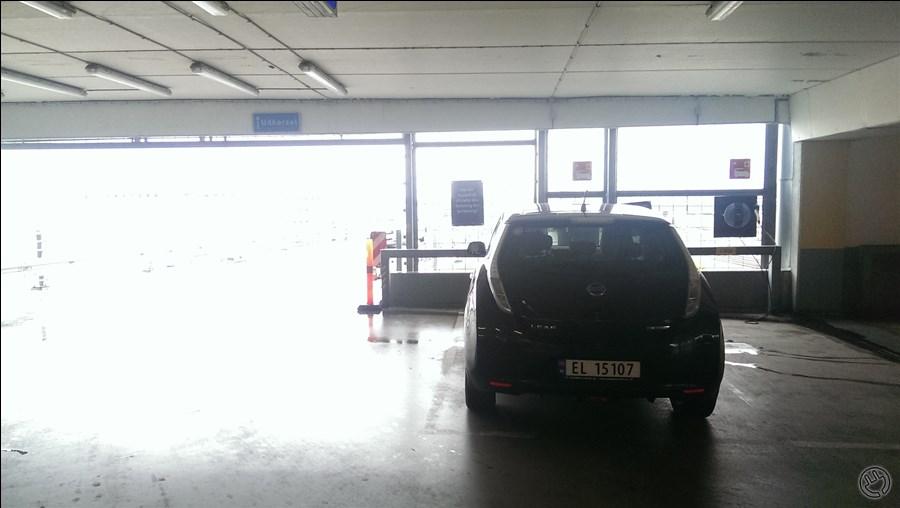 kennedy arkaden parkering gratis orno