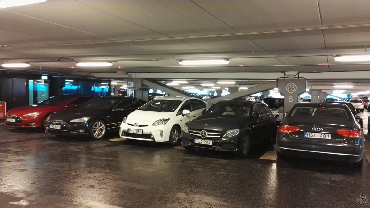 emporia parkering